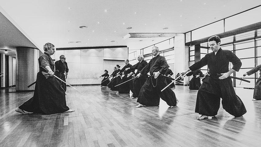 S'inscrire à Eishin dojo