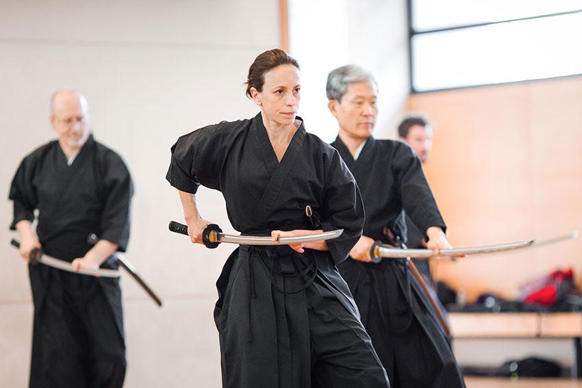 Iaido Eishin dojo