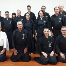 Stage Eishin dojo octobre 2018
